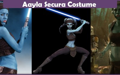 Aayla Secura Costume – A Cosplay Guide