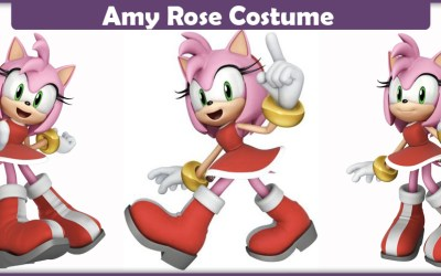 Amy Rose Costume – A Cosplay Guide