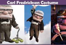 Carl Fredricksen Costume