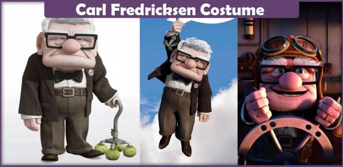 Carl Fredricksen Costume