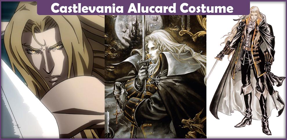 Castlevania Alucard Costume