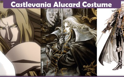 Castlevania Alucard Costume – A Cosplay Guide