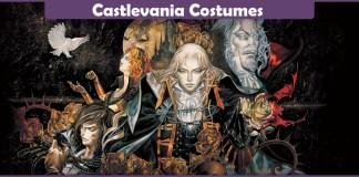 Castlevania Costumes