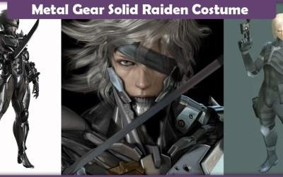 Metal Gear Solid Raiden Costume – A Cosplay Guide