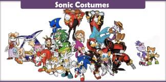 Sonic Costumes