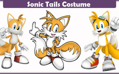 Sonic Tails Costume – A Cosplay Guide