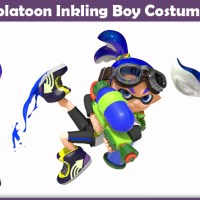 Splatoon Inkling Boy Costume - A Cosplay Guide