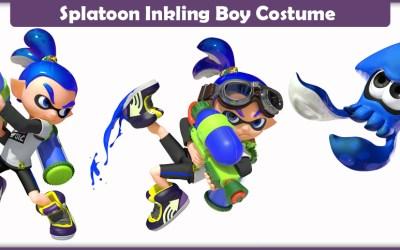 Splatoon Inkling Boy Costume – A Cosplay Guide