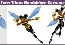 Teen Titans Bumblebee Costume.