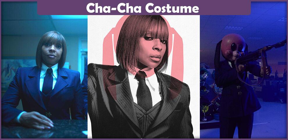 Cha-Cha Costume