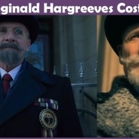 Sir Reginald Hargreeves Costume