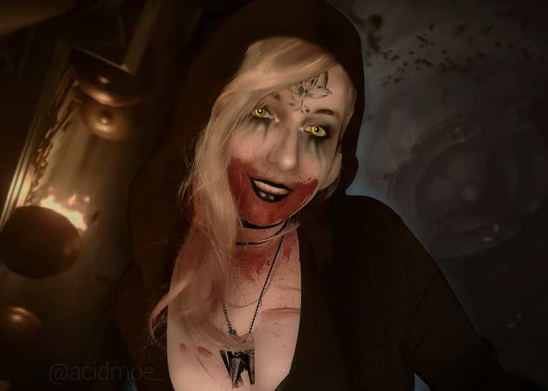 resident evil village cosplay