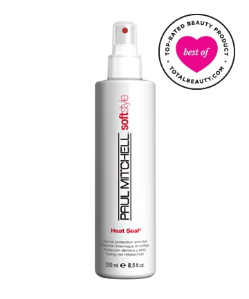 Best Heat Protectant For Colored Hair.Five Hair Care