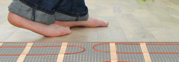 A Guide to Underfloor Heating