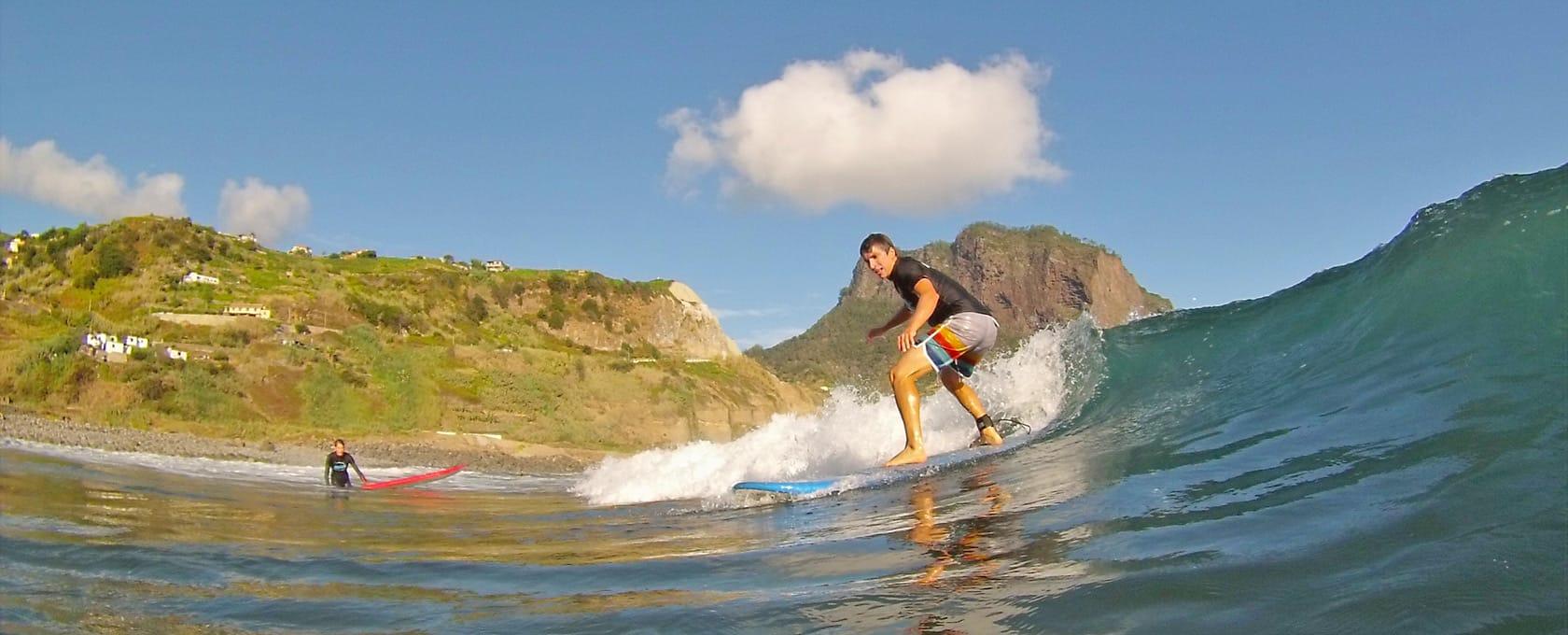 surf porto da cruz