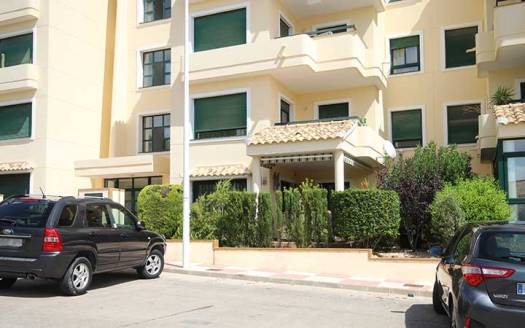 2 Bed Garden Apartment on Campoamor Golf