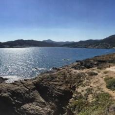 Zwischen Llançà und El Port de la Selva ist der GR92 mehr Promenade als Wanderweg