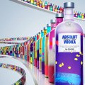 Vodka Absolut Unique