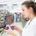 Informatiile despre sănătate pe etichete