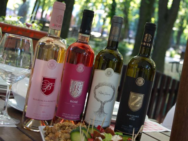 Vinuri de Averești