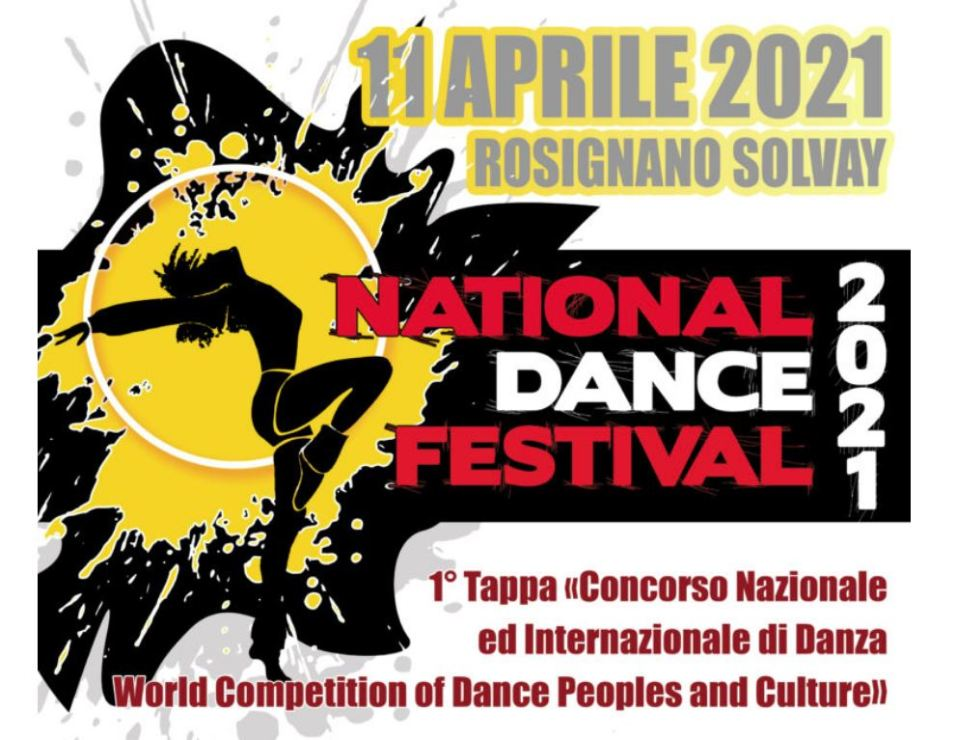 Rosignano Marittimo 1° Tappa «Concorso Nazionale ed Internazionale di Danza World Competition of Dance Peoples and Culture»