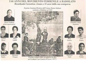 calendario UDI Badolato 2011