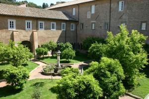 abbazia tre fontane - roma eur - il chiosco