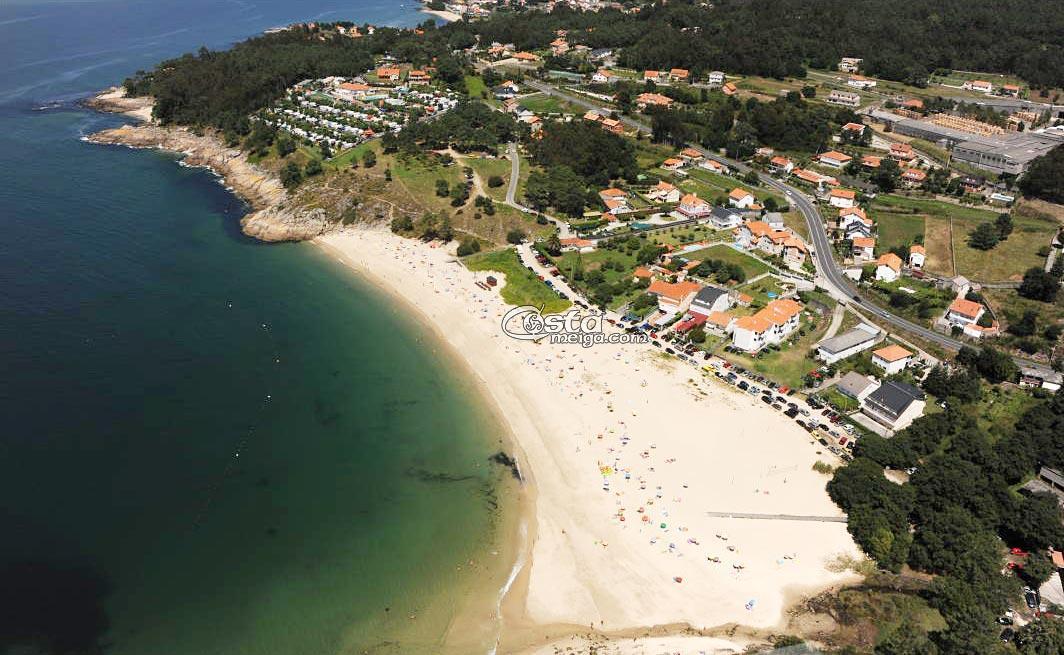 Playas de Porto do Son  CostaMeiga