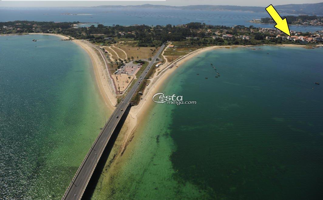 Isla de Arosa Rias Baixas Alquiler apartamento  CostaMeiga