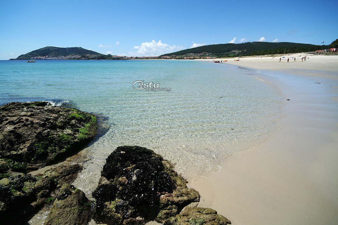 Playa de Langosteira Cabo Finisterre  CostaMeiga