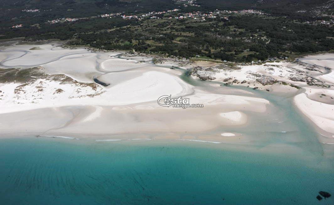 Playa de Carnota  CostaMeiga
