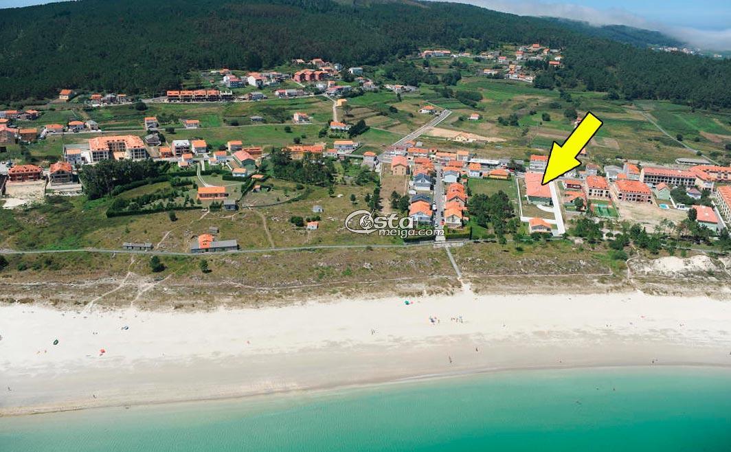 Alquiler apartamento Finisterre Playa de Langosteira