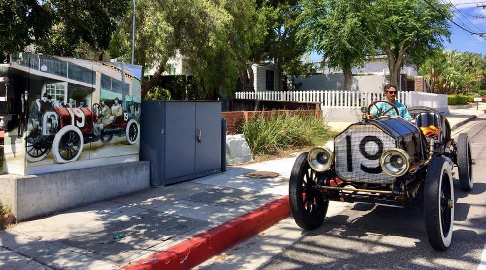 Costa Mesa Sanitary District Commends Historical Society