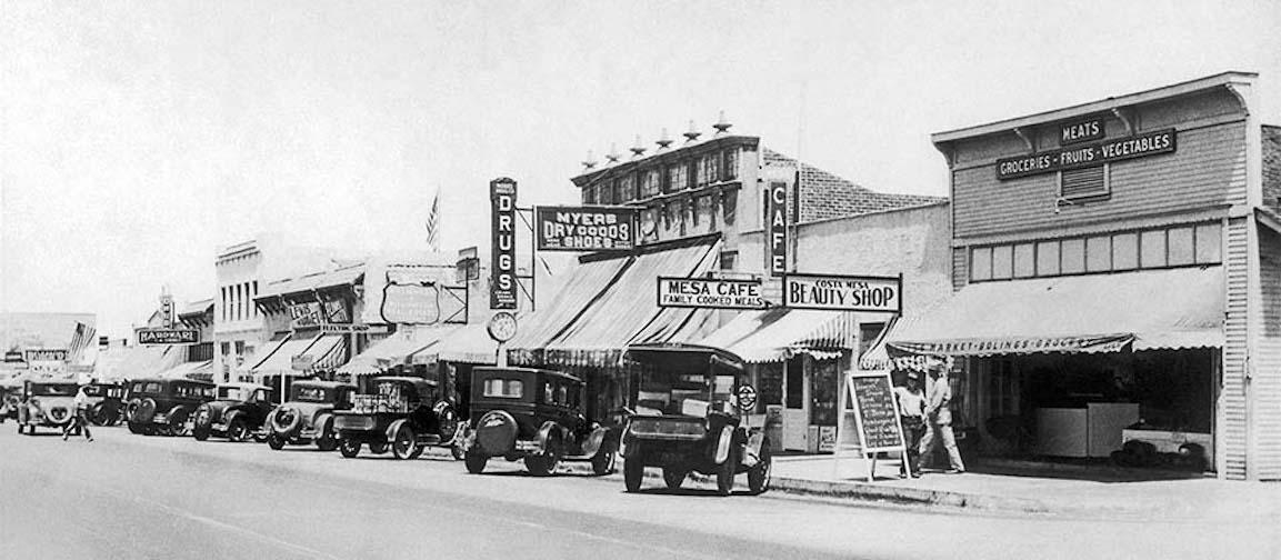 Old Costa Mesa