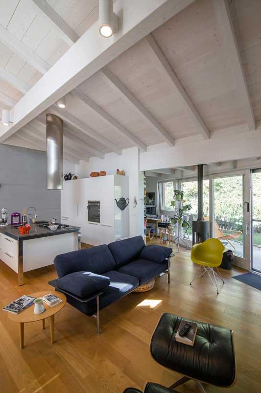 Casa a un piano  Ancona  Marche  Costantini Sistema Legno