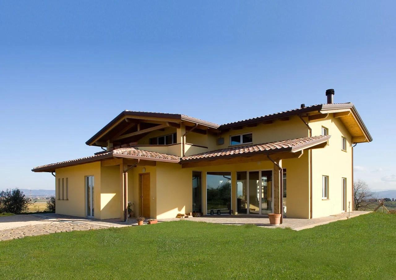 Casa Prefabbricata Umbria