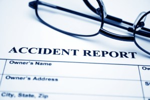 San Jose Personal Injury Lawyer accident report