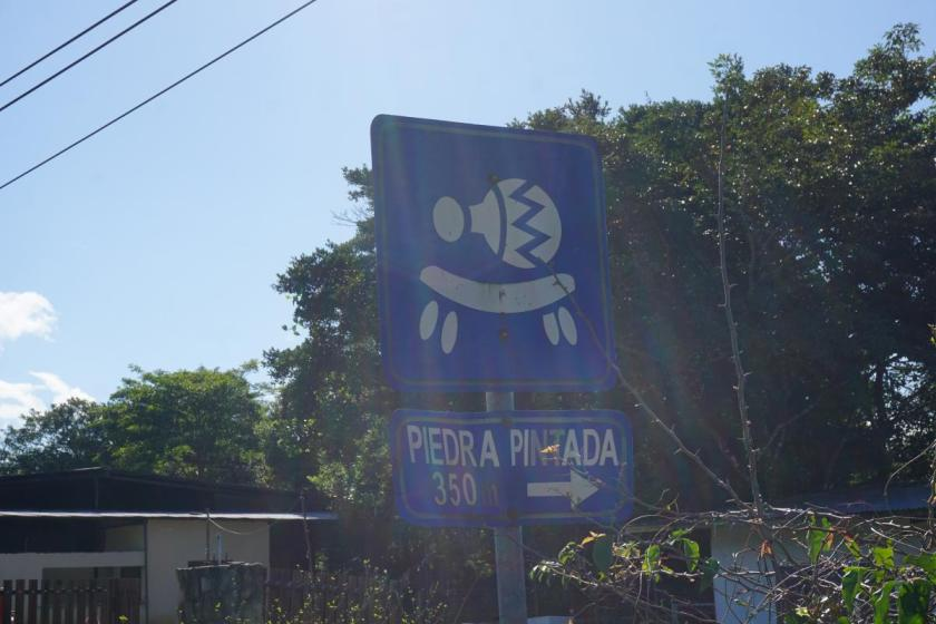 Petroglyph Sign
