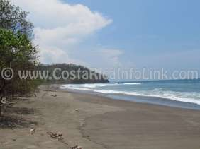 Playa Corozalito Costa Rica