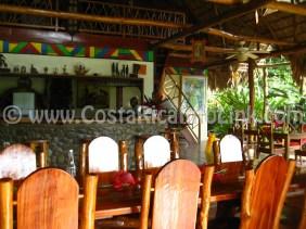 Restaurant - Rafiki Safari Lodge Hotel Costa Rica
