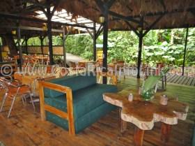 Almonds & Corals Hotel Restaurant, Costa Rica