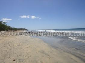 Avellanas Beach Costa Rica