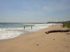 Guiones Beach Costa Rica