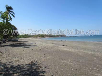 Lagarto Beach Costa Rica