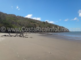 Cuajiniquil Beach Costa Rica