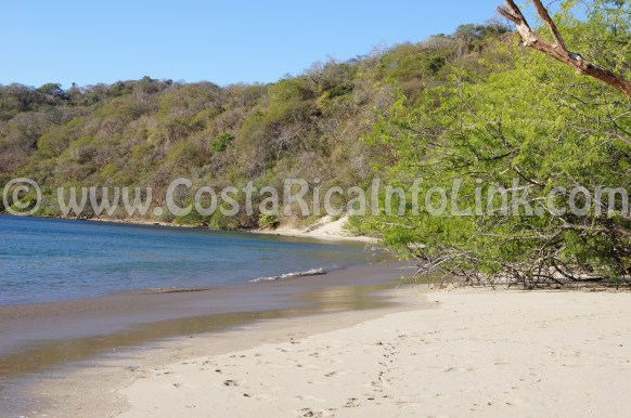 El Jobo Beach Costa Rica