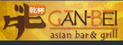 Restaurante Asitico Bar  Grill GanBei  Restaurantes