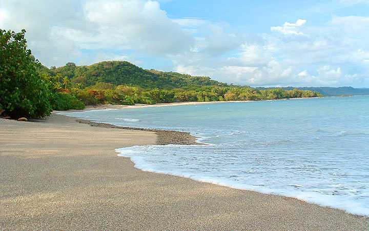 Costa Rica has some of the world's most beautiful beaches
