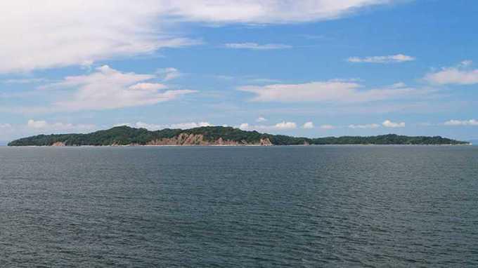 San Lucas Island Costa Rica