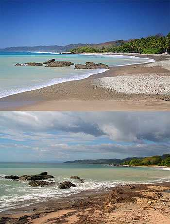 Weather in Costa Rica - Pacific Coast